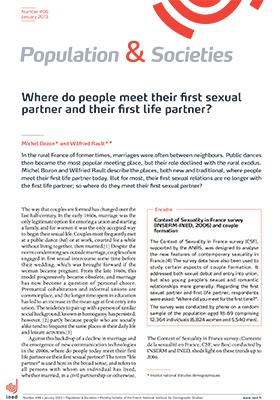Meet a sexual partner