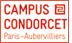 Bibliothèque du Campus Condorcet
