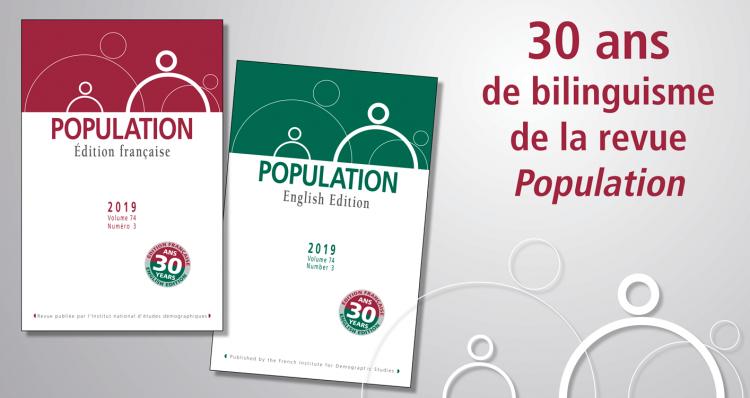 1989-2019 : Trente ans de bilinguisme de la revue
