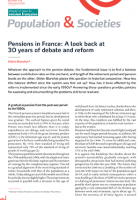 Pensions: a look back at thirty years of debate and reform